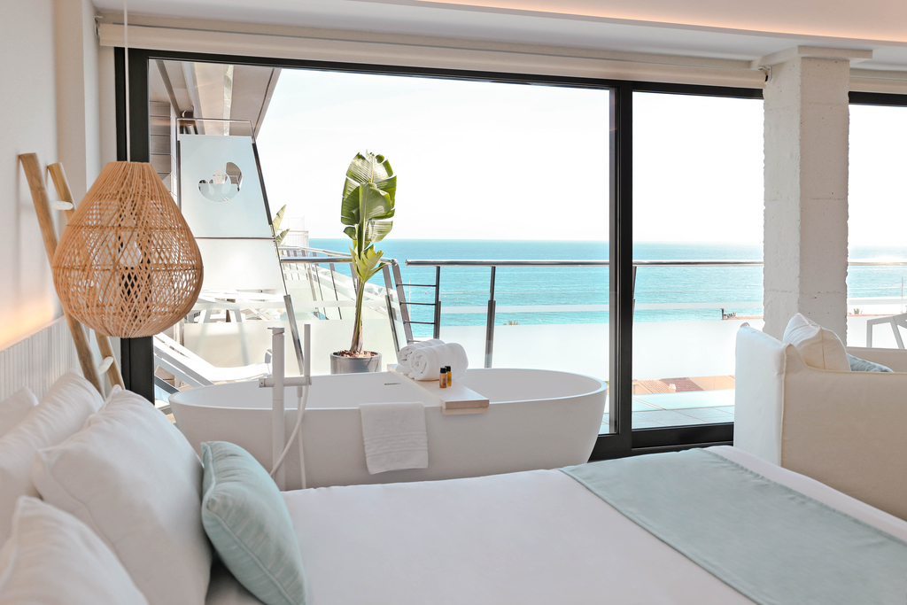 ​Mediterranean Suite with Terrace sea view