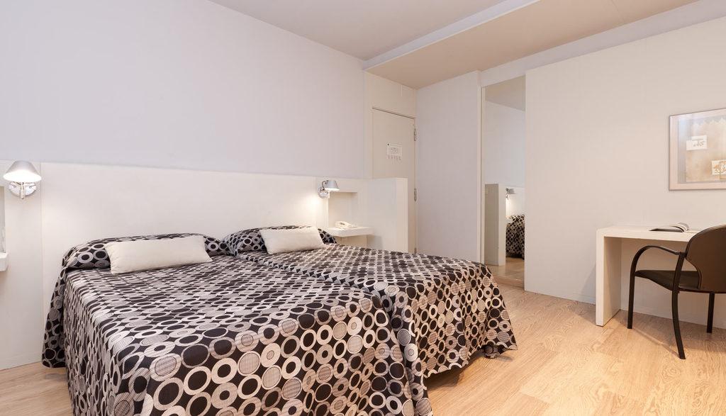 Habitació Doble 1 o 2 llits