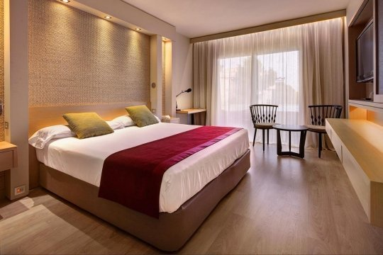 Double room High floor with sea view and SPA access