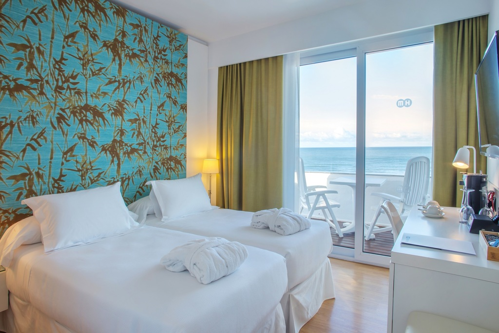 Double room sea front view