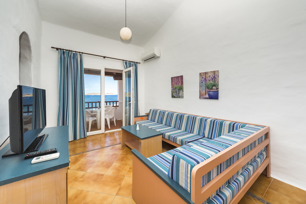 Superior Apartment Sea View 2 Bedrooms (Quadruple)