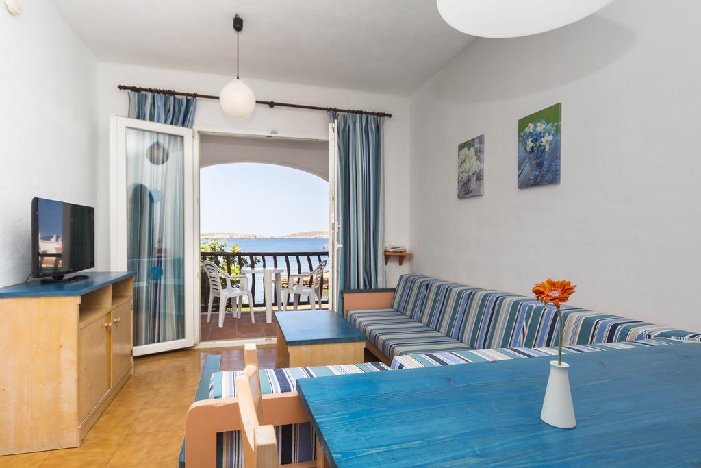 Apartamento superior Vista Mar 1 dormitorio