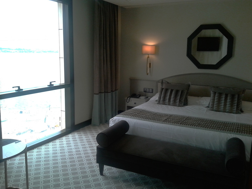 Double Bed Sea View