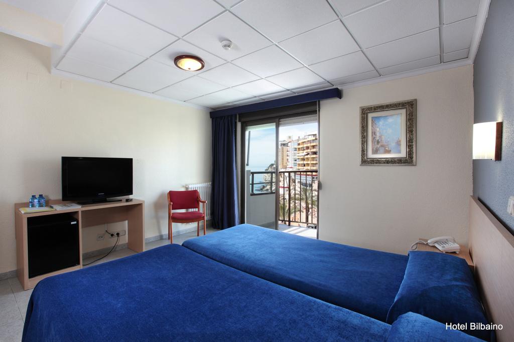 Partial Sea View Triple Room