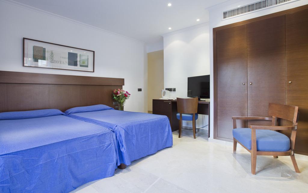 Habitación Estándar (1 ó 2 camas)