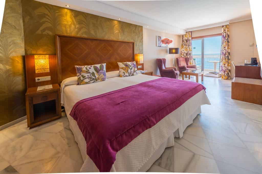 Junior Suite Familiar con Balcón Vista Mar