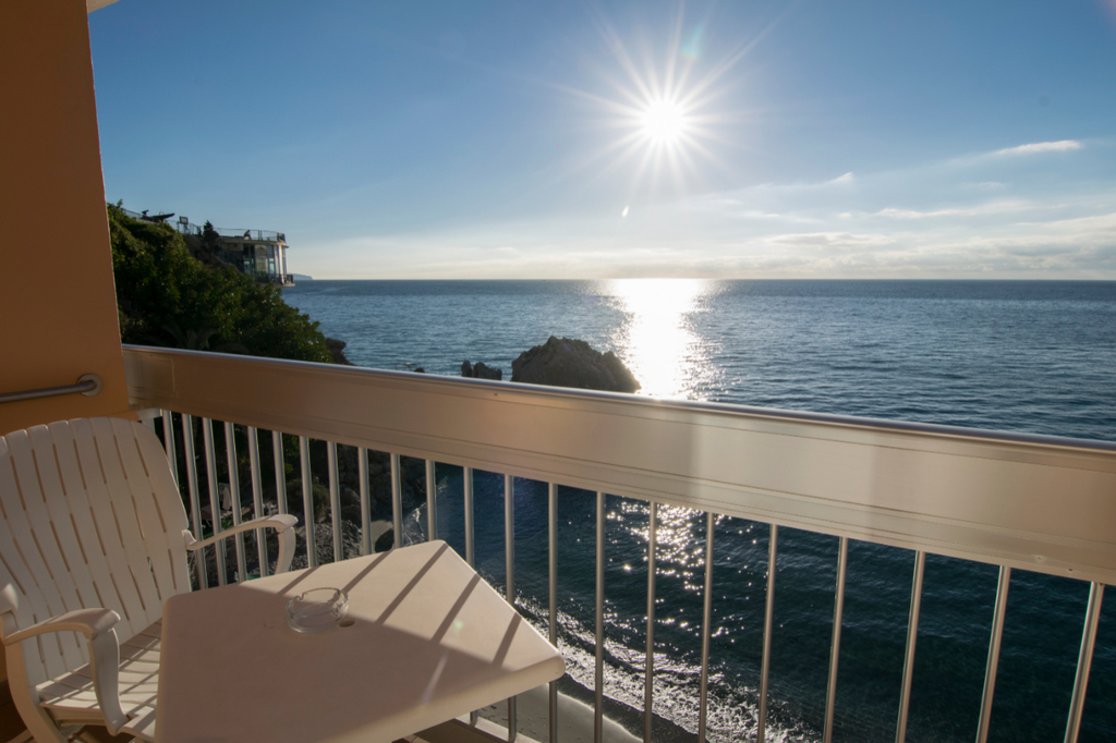 Double Room with Sea View, parking included