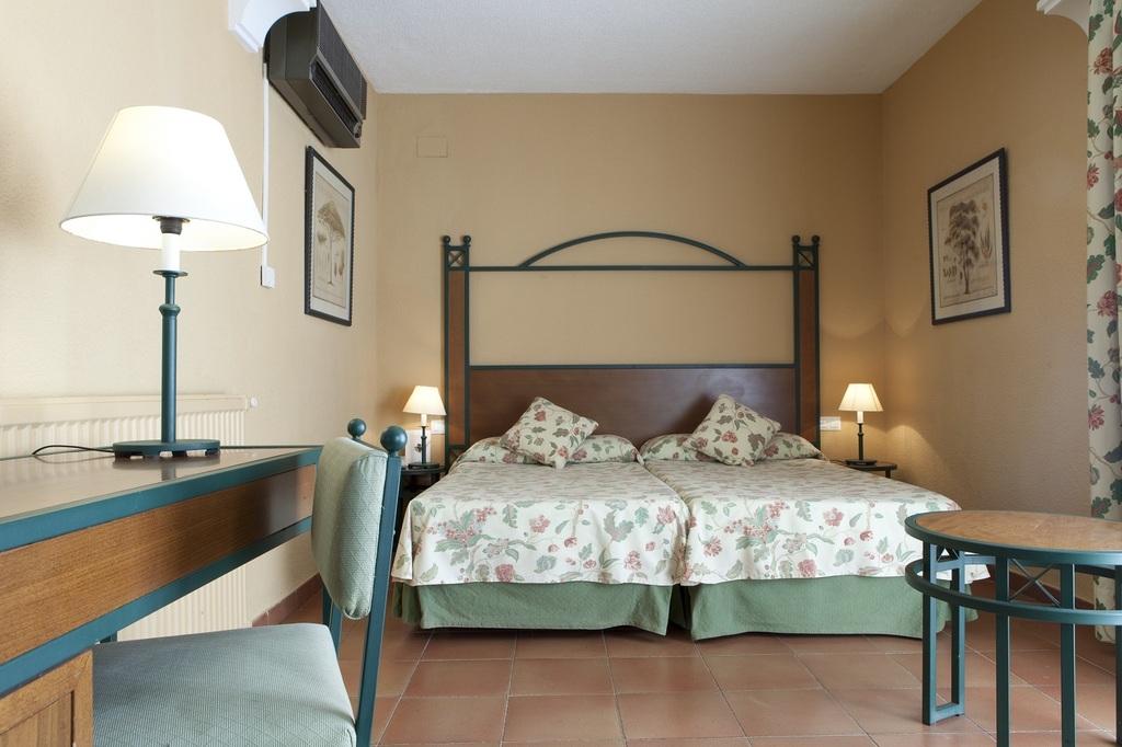 Habitación Doble (1 o 2 camas)