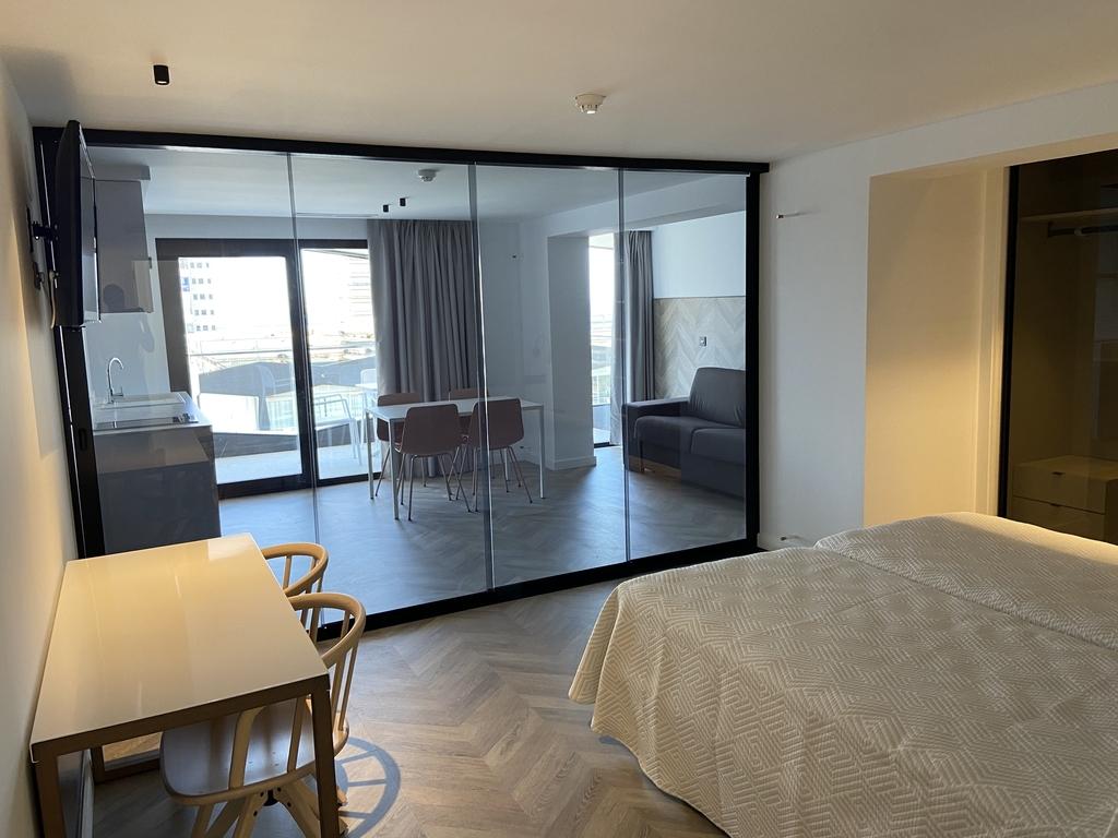 Einzimmer-Appartement