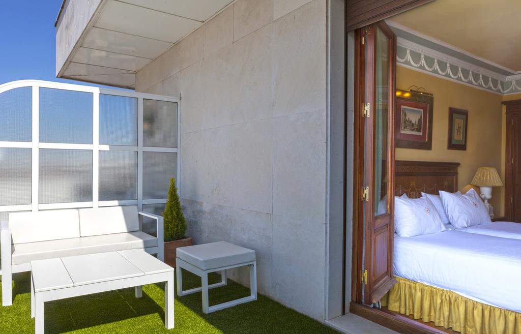 Deluxe con terraza