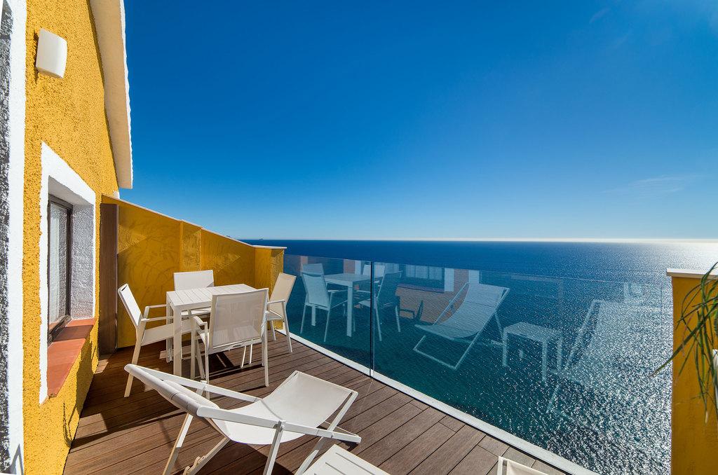 2-Zimmer Appartement mit Blick aufs Meer Premium