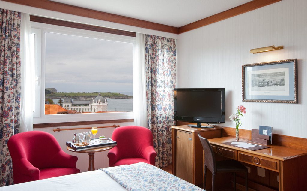 Double room sea views 1 or 2 beds
