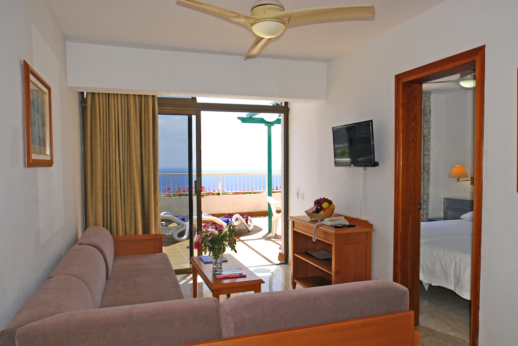 Sea View Double Room 1 Bedroom