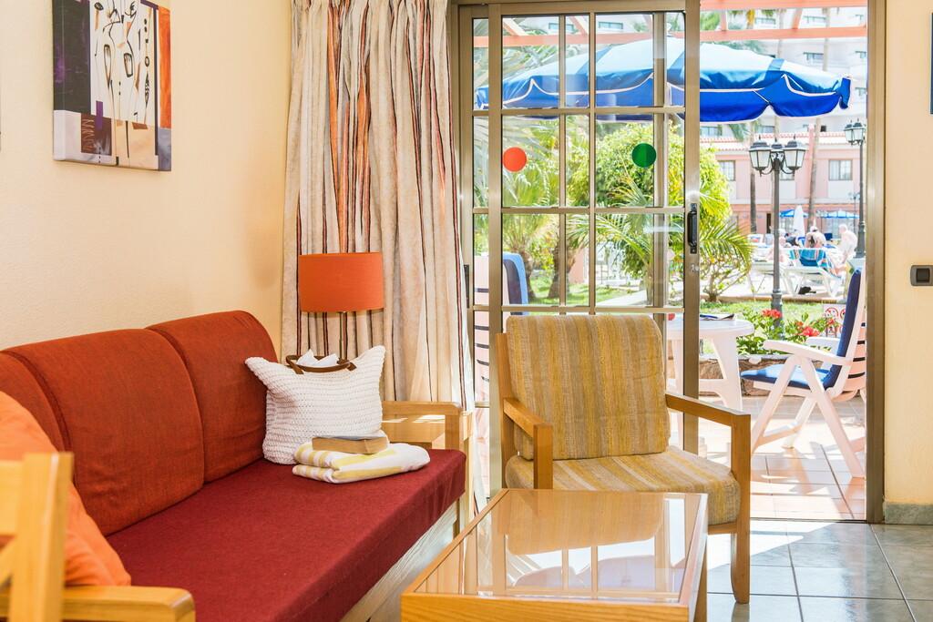 1 Bedroom Apartment Garden View