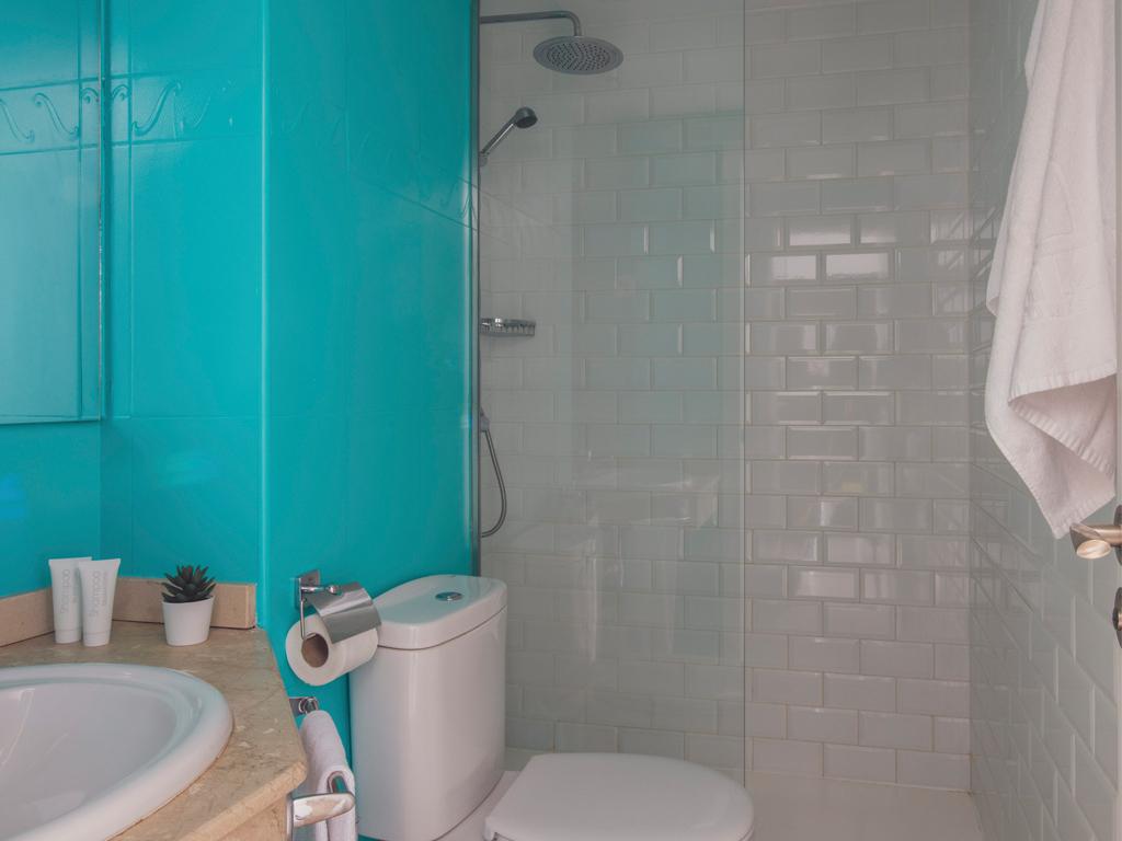 Appartamento con 1 camera da letto e vista piscina ...