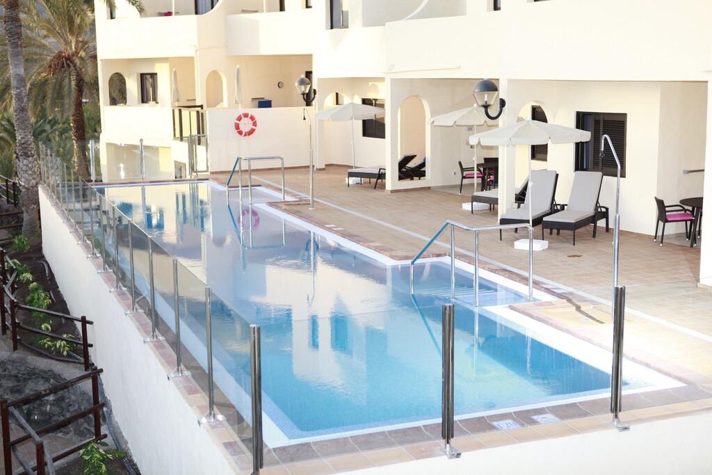 Apartment mit 2 Schlafzimmern Swim Up