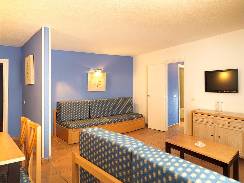 Apartment 1 bedroom (max. 4 people)