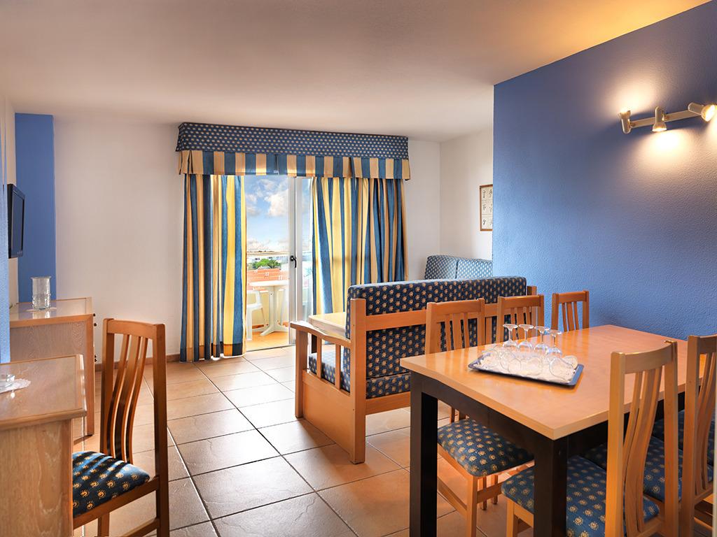 Apartamento 3 dormitorios (máx. 7 personas)