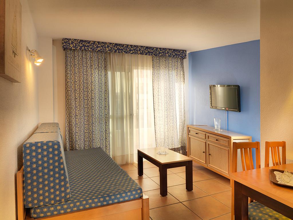 Apartamento 2 dormitorio (máx. 5 personas)