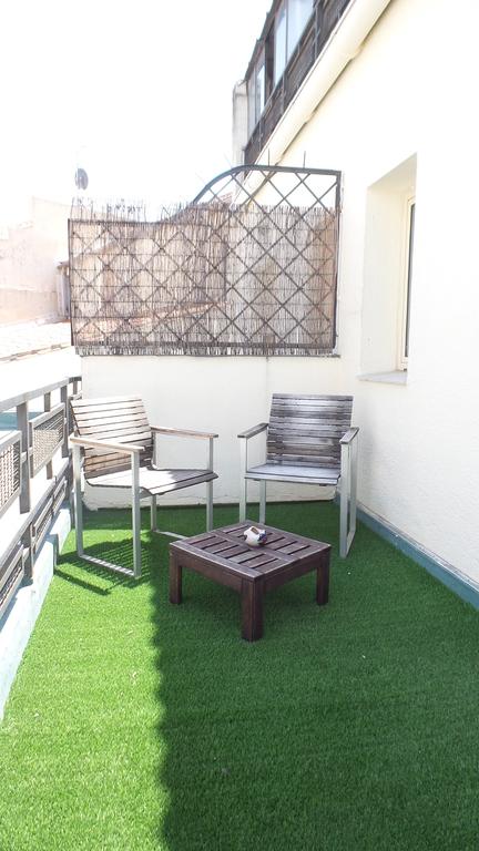 Chambre avec terrace rue Tetuán