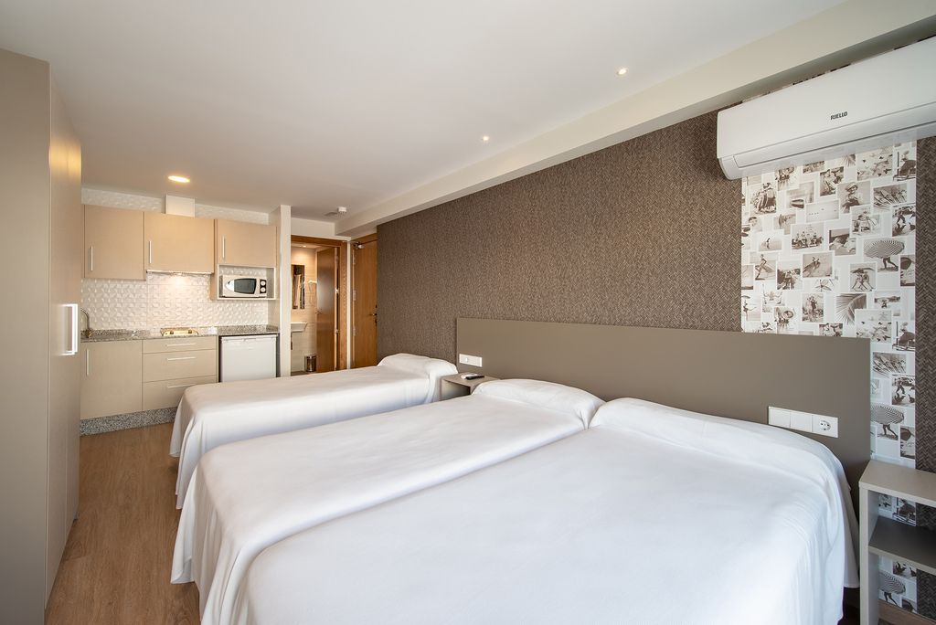 Nuevo 2Sleep Apartments (para 3 personas)