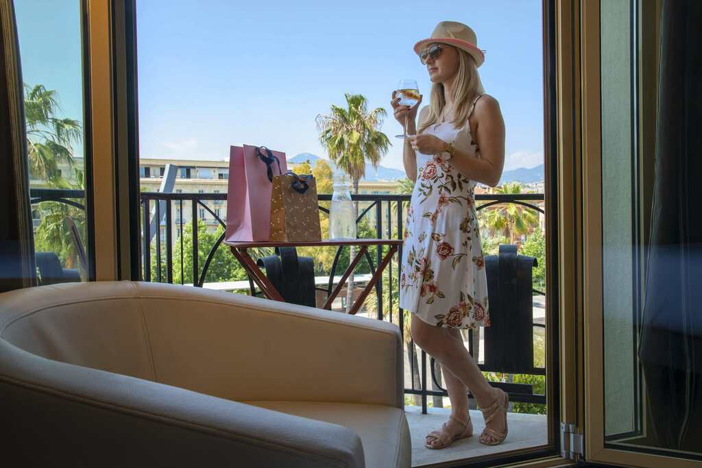 Privilege Garden Views with Balcony