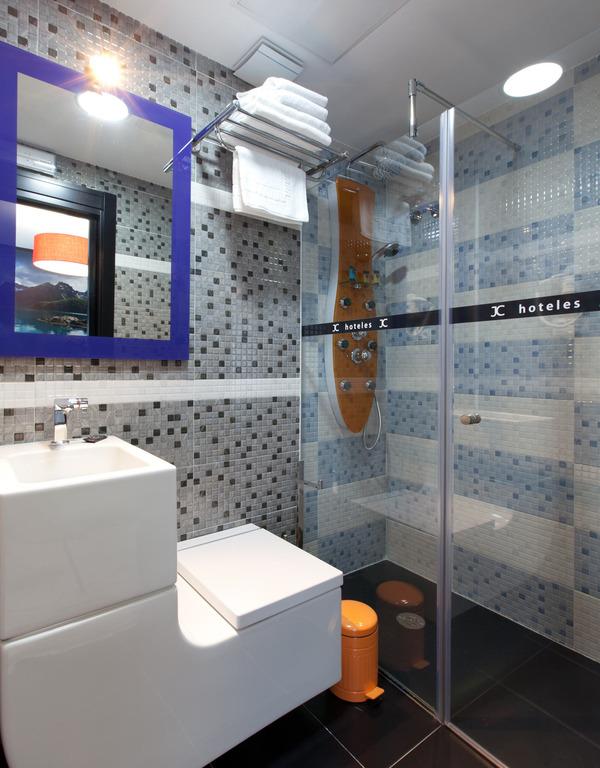 Chambre Double/Lits Jumeaux Exécutive - JC Hoteles Madrid