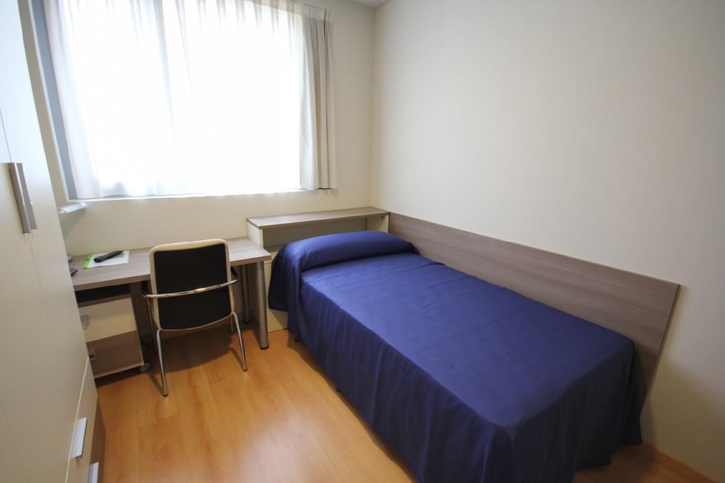 Habitación Individual con cocina
