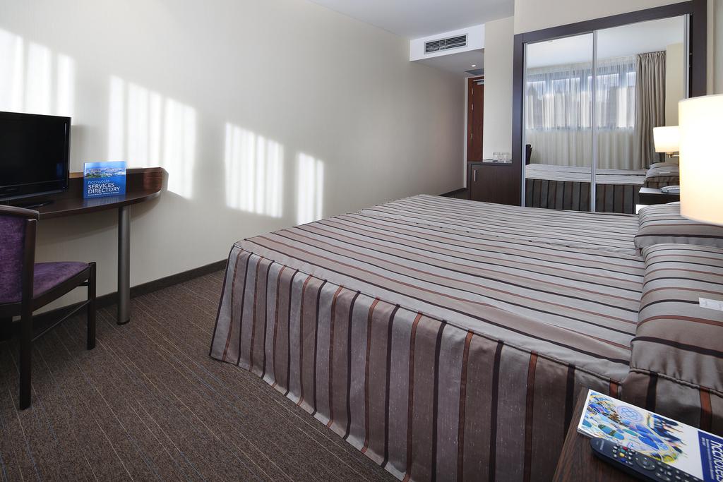 Habitación Doble Uso Individual.
