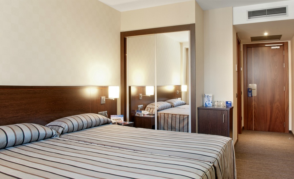 Double room (1 or 2 beds)
