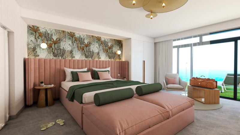 Double Room Premium Sea View Private Pool
