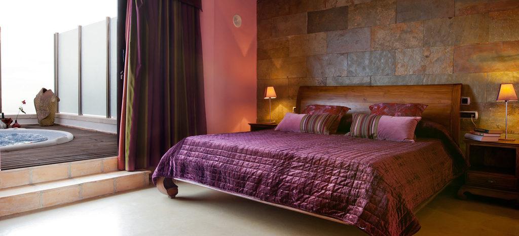 Suite de Luxe avec quatre chambres