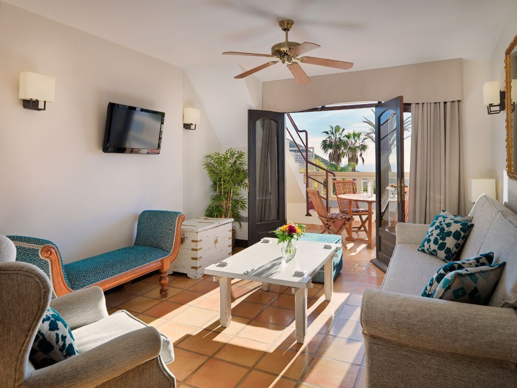 Apartment Suite mit drei Schlafzimmern