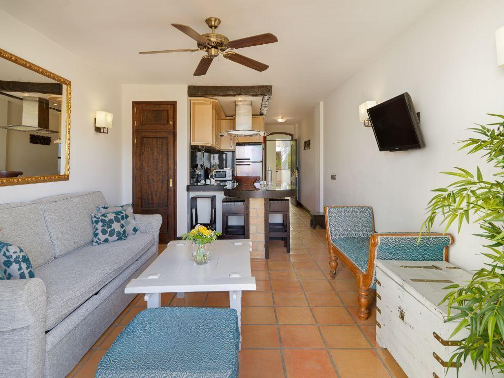 Apartment Suite mit zwei Schlafzimmern