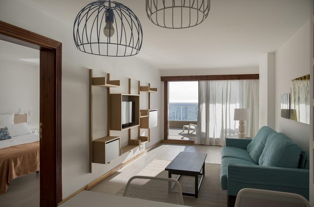 Apartment mit 1 Schlafzimmer und Meerblick