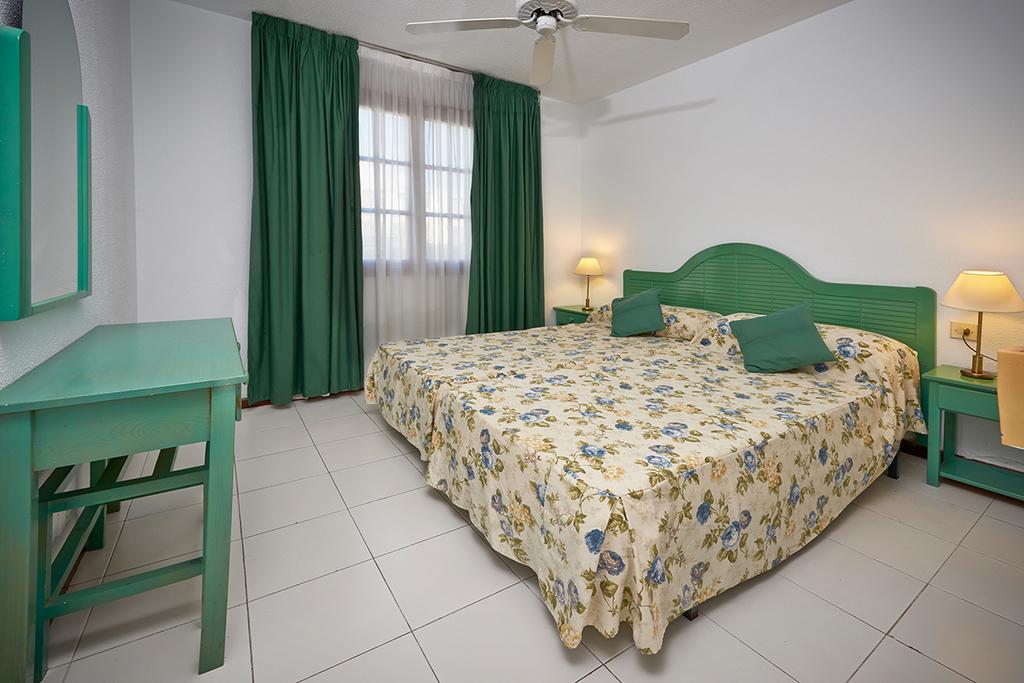 Apartamento estándar 1 dormitorio vista piscina