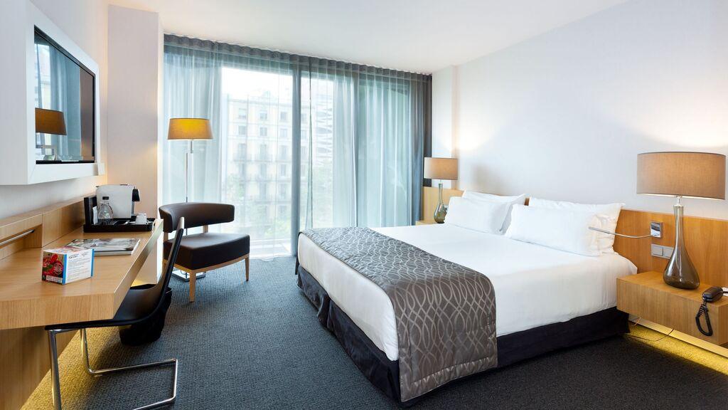 Superior Room with views to Passeig de Gracia