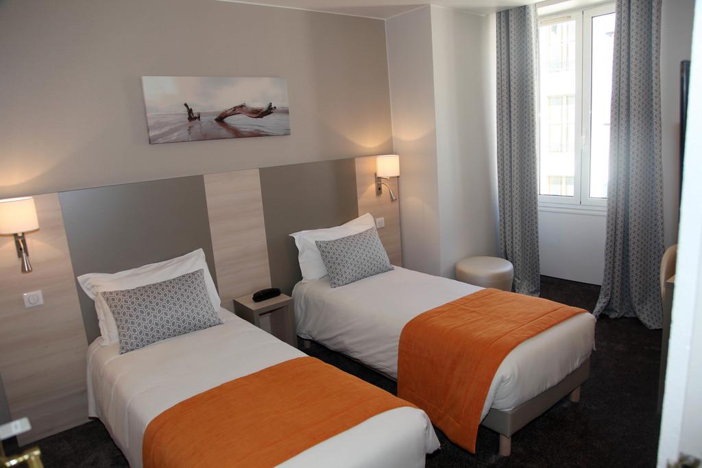 chambres h tel du midi nice site officiel. Black Bedroom Furniture Sets. Home Design Ideas