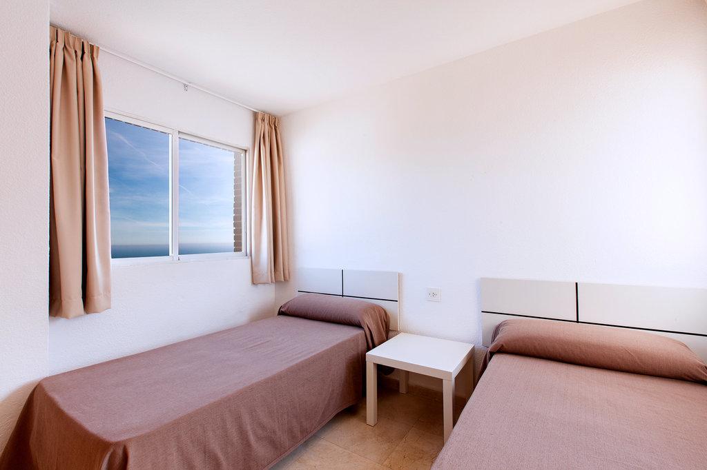 Apartamento 2 dormitorios Vista Mar.