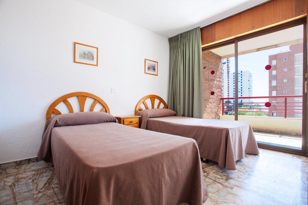 Apartamento 2 Dormitorios. (Corta Estancia)