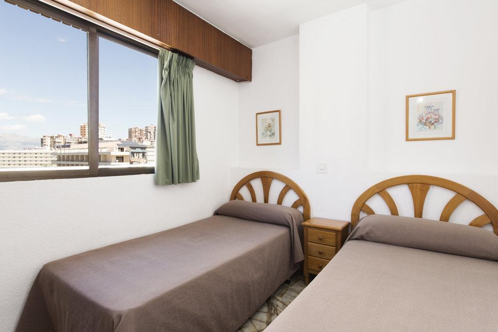 Apartamento 1 Dormitorio. (Corta Estancia)