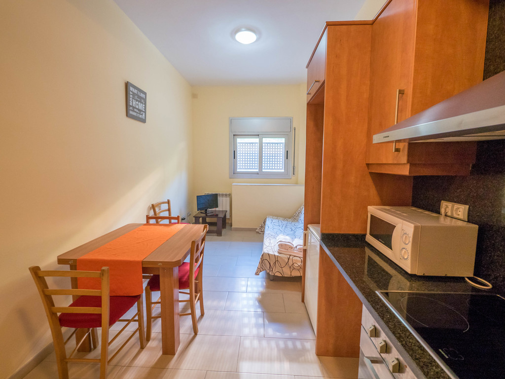 Apartamento 1 dormitorio planta baja