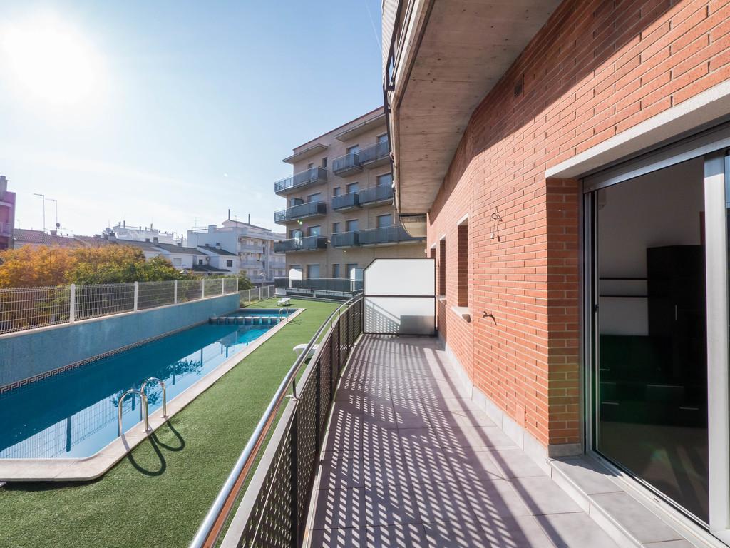 Apartamento 1 dormitorio vista piscina