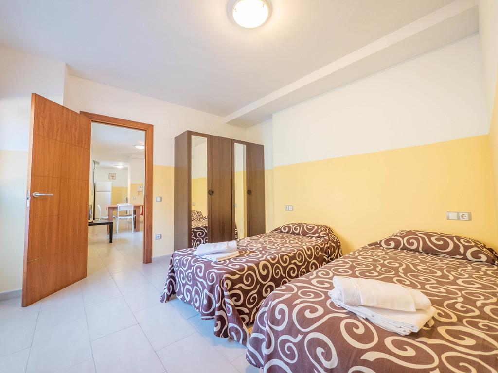 Apartamento 3 dormitorios (8 Pax)