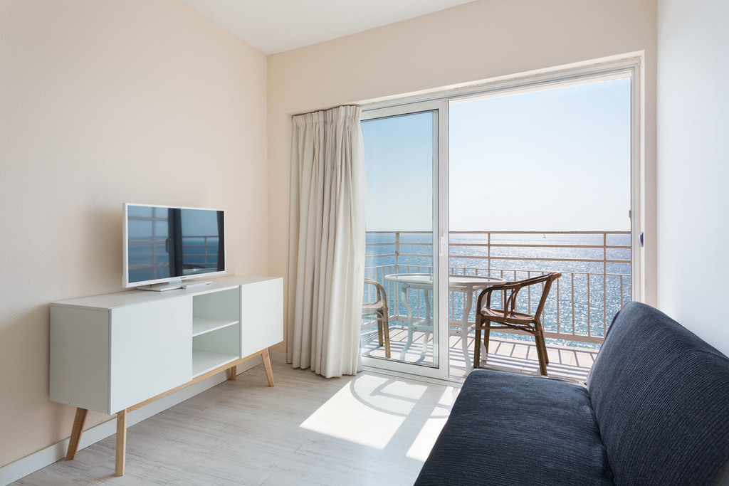 Apartment sea view with air conditioning (4 adults)