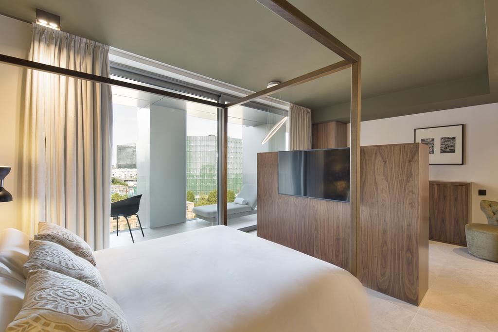 Junior Suite con Terraza
