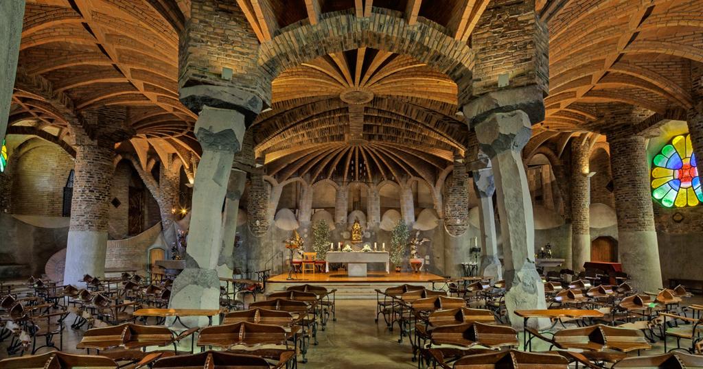 Tras la pista de Gaudí