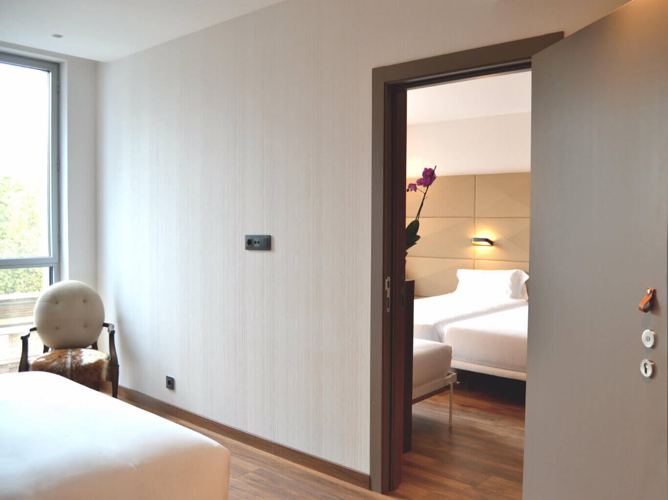 Communicated Triple Room Hotel Sb Glow Barcelona