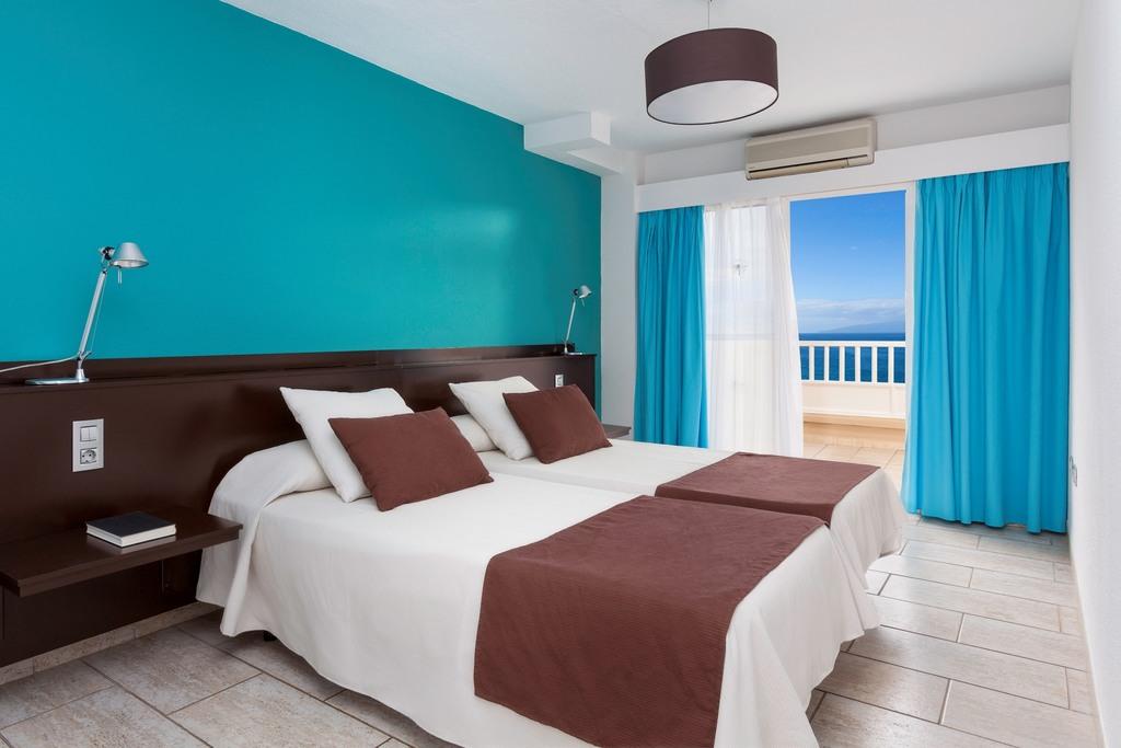 Apartamento de 1 dormitorio vista piscina