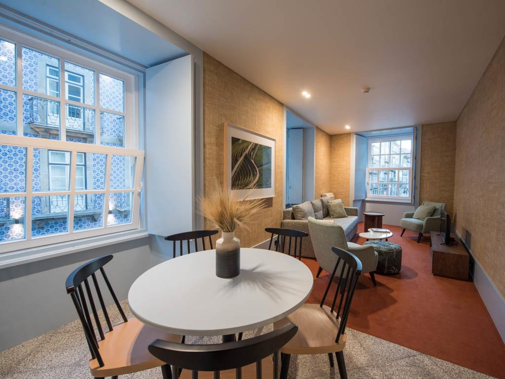 Apartamentos para 6 pessoas